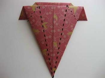 Оригами сомбреро