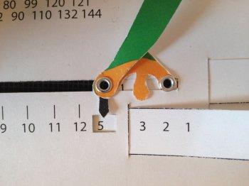 Лягушка-счетовод своими руками