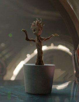 Гру из фильма - Стражи галактики - своими руками
