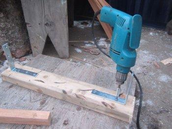 Сани для дров своими руками