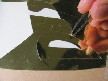 Как сделать виниловую наклейку своими руками