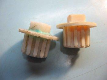 Самостоятельное изготовление пластиковой шестерни