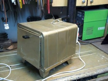 Электро коптильня и дымогенератор