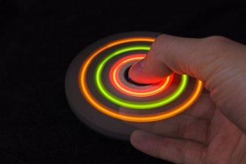 LED-спиннер своими руками