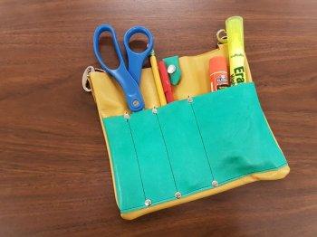 Набедренная сумка для инструментов своими руками